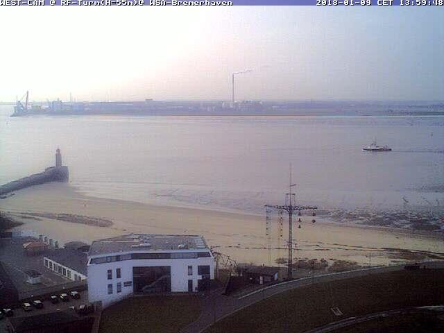 Webcam Weser
