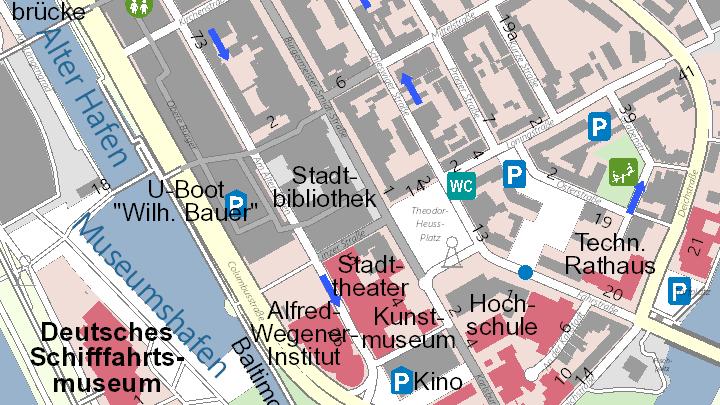 Prostituierte Bremerhaven, Stadtgemeinde
