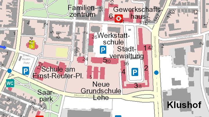 Strichmädchen Bremerhaven, Stadtgemeinde