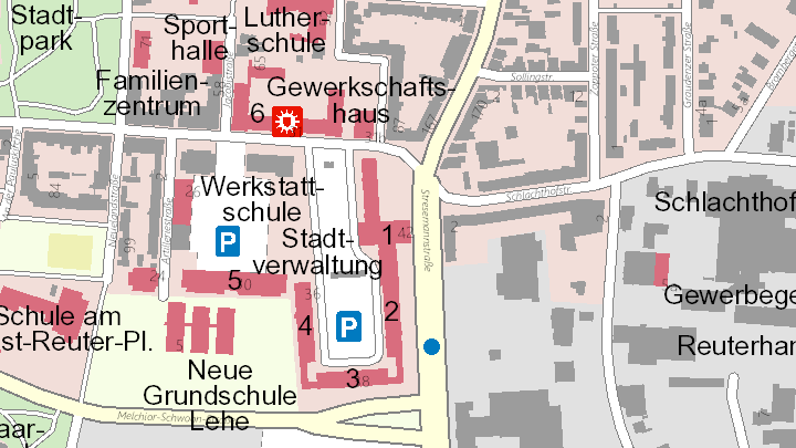 Puff aus Bremerhaven, Stadtgemeinde