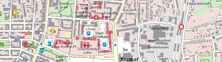 Whore aus Bremerhaven, Stadtgemeinde