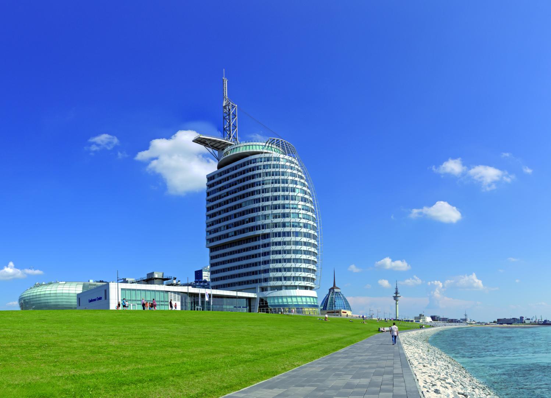 Bremerhaven De  U2013 Aussichtsplattform Sail City
