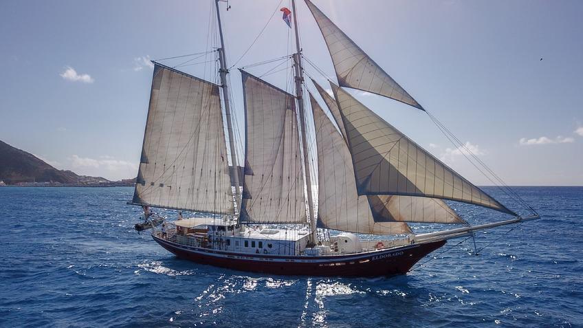 Segelschiff Eldorado