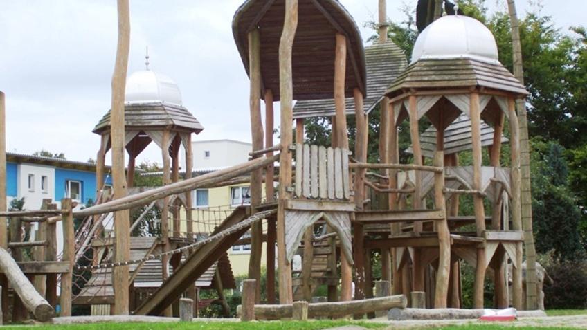 Klettergerüst Robinie : Kinderspielplätze u2013 bremerhaven.de