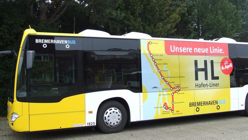 Bremerhaven Bus