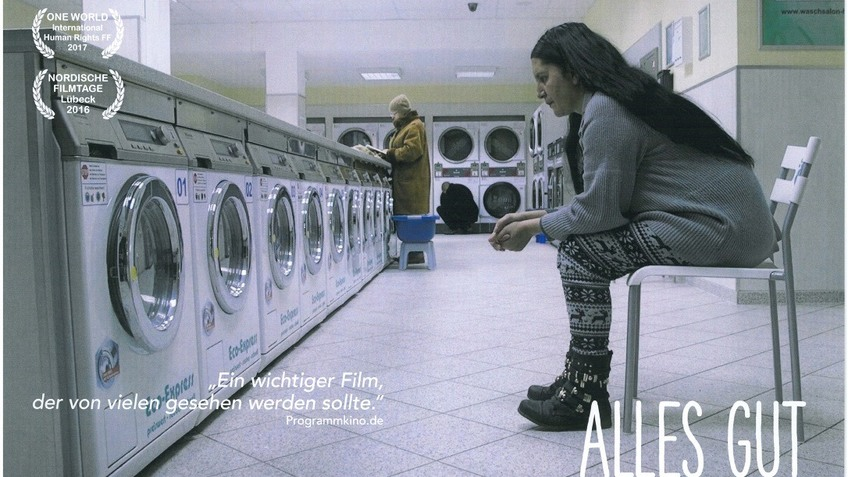 """Filmfoto """"ALLES GUT"""""""