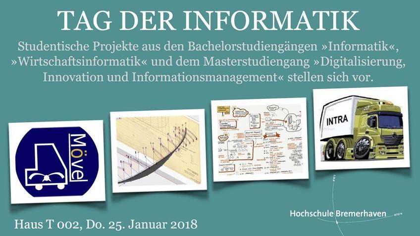 Das Programm zum Projekttag
