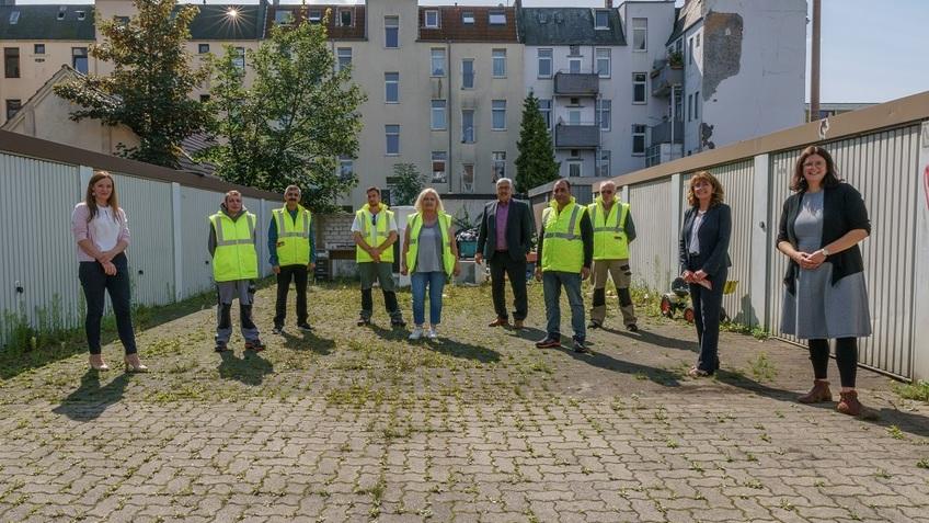 Umweltwächter:innen in Bremerhaven