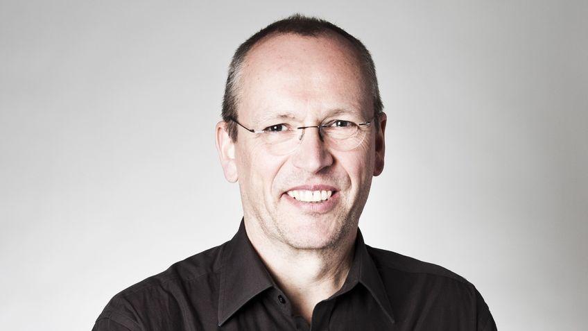Prof. Dieter Haselbach © ICG