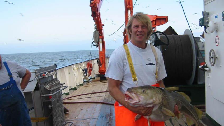 Fischer Schiff Fisch