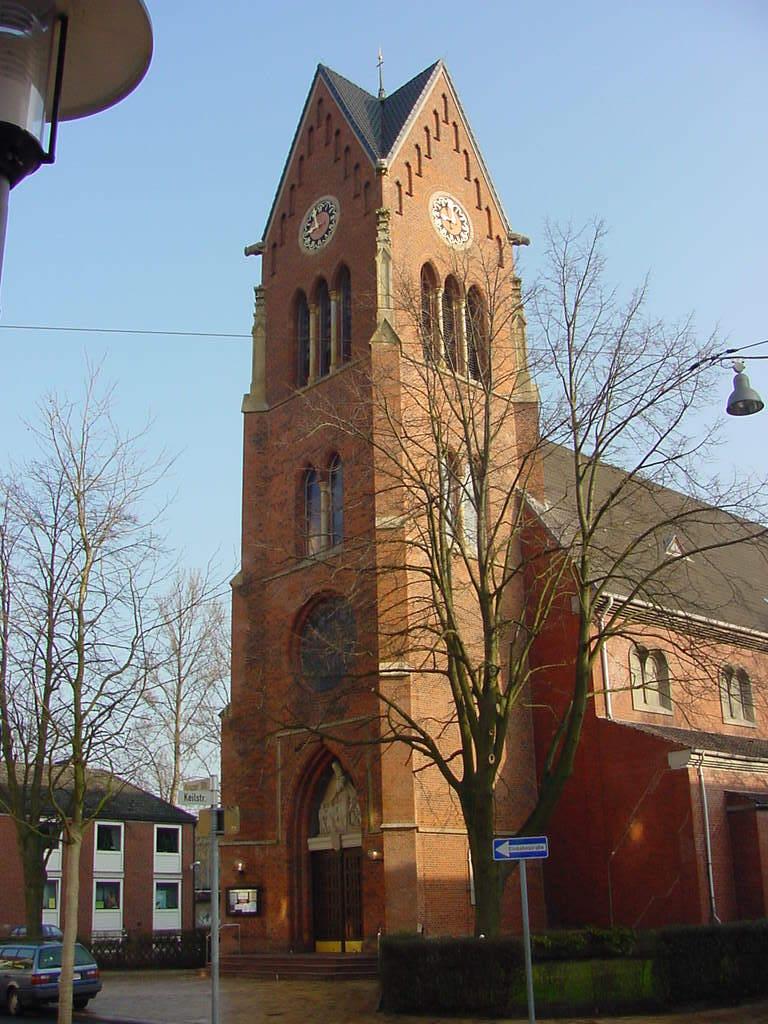 St Marien Church Bremerhaven De