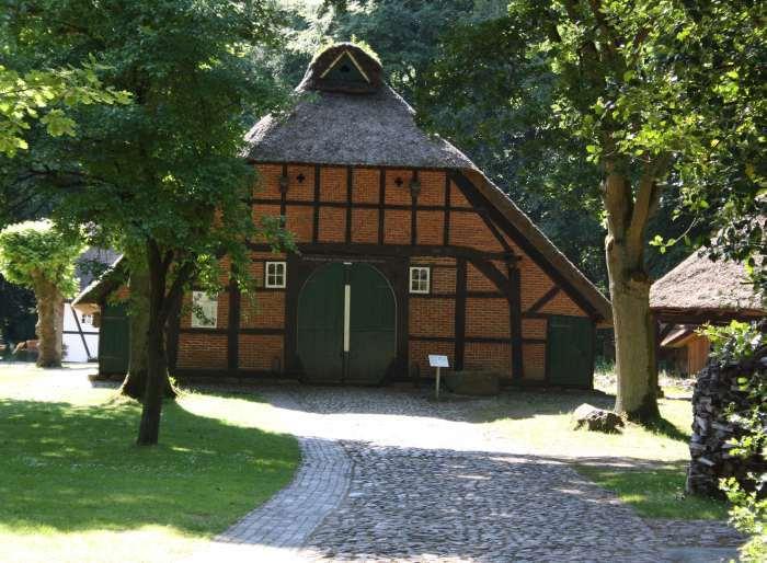 Freilichtmuseum im Gesundheitspark Speckenbüttel