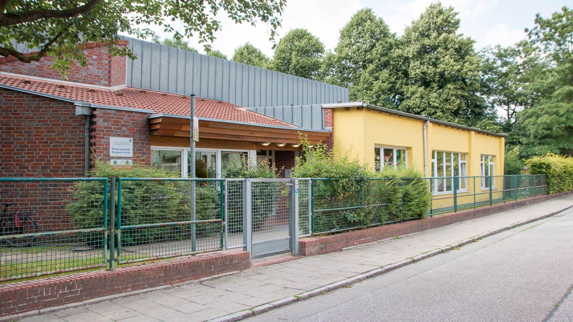 Kindertagesstätte Dresdener Straße – Bremerhaven.de