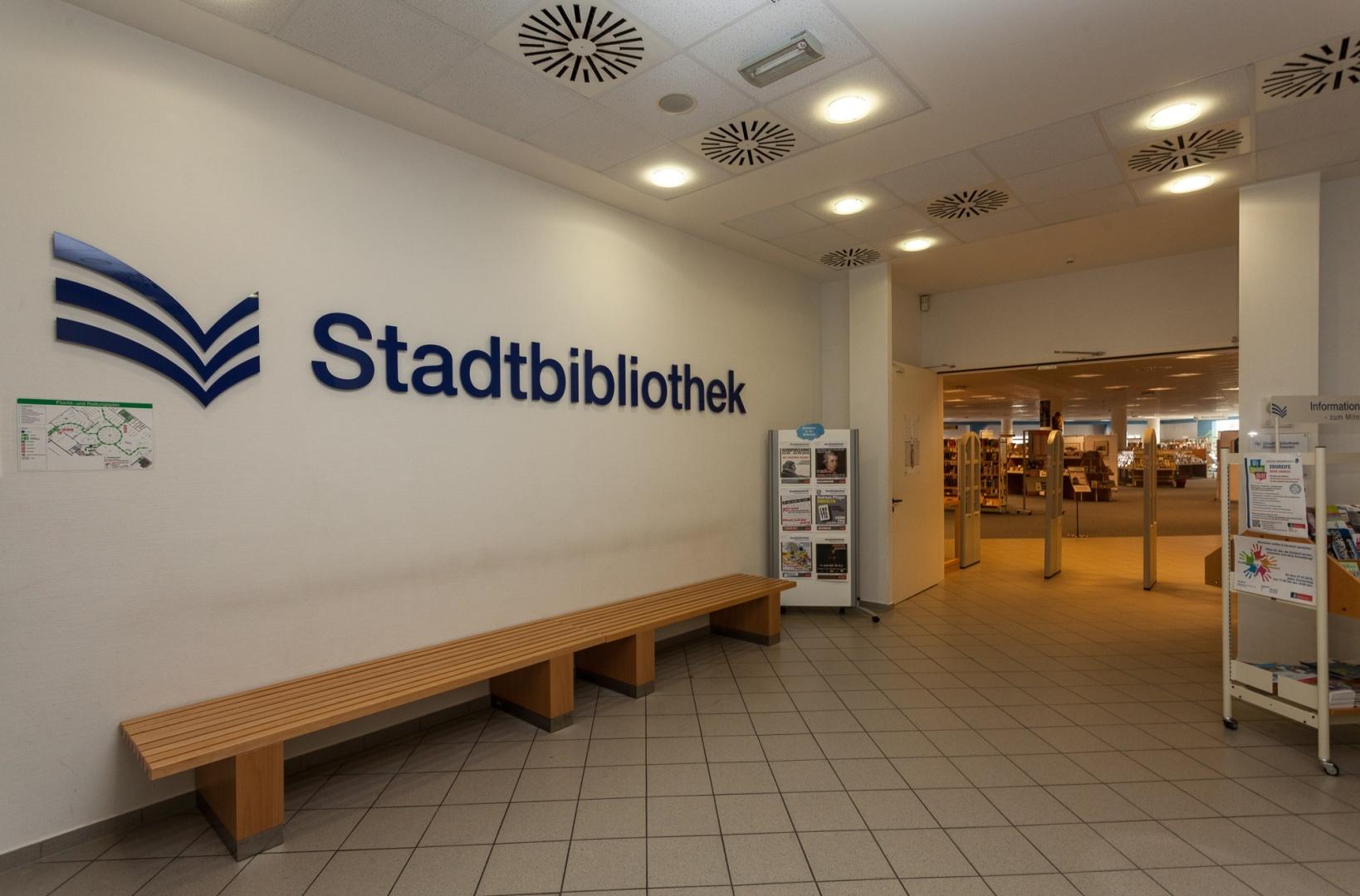 Stadtbibliothek Bremerhaven De