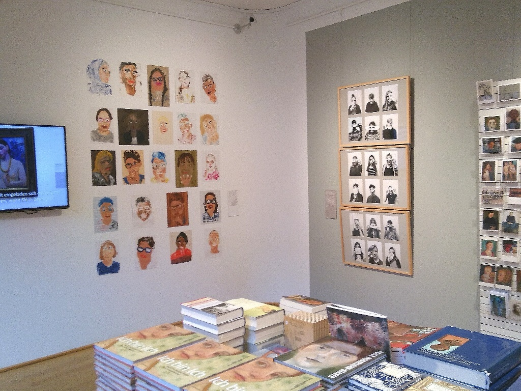 Ausstellung Der Paula Modersohn Schule In Bremen Bremerhaven De