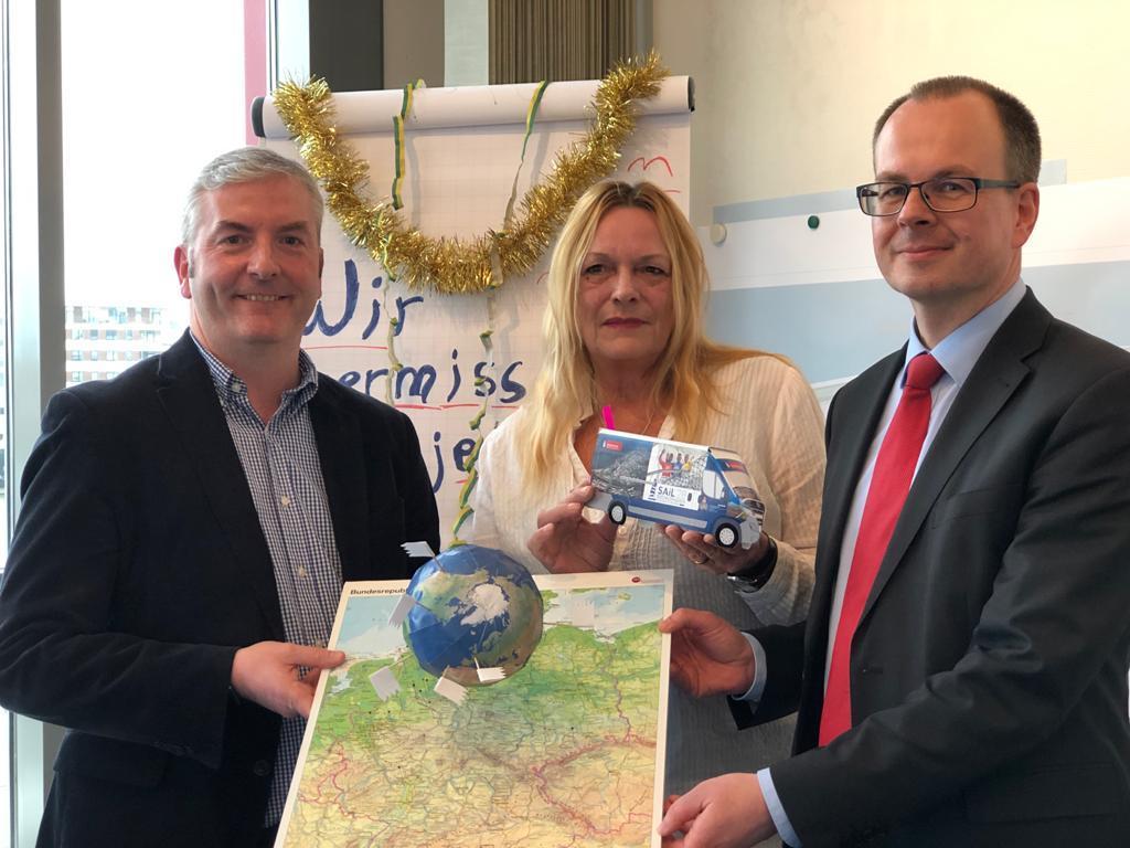 Angelika Neustadt Von Der Erlebnis Bremerhaven Gmbh Geht In Rente
