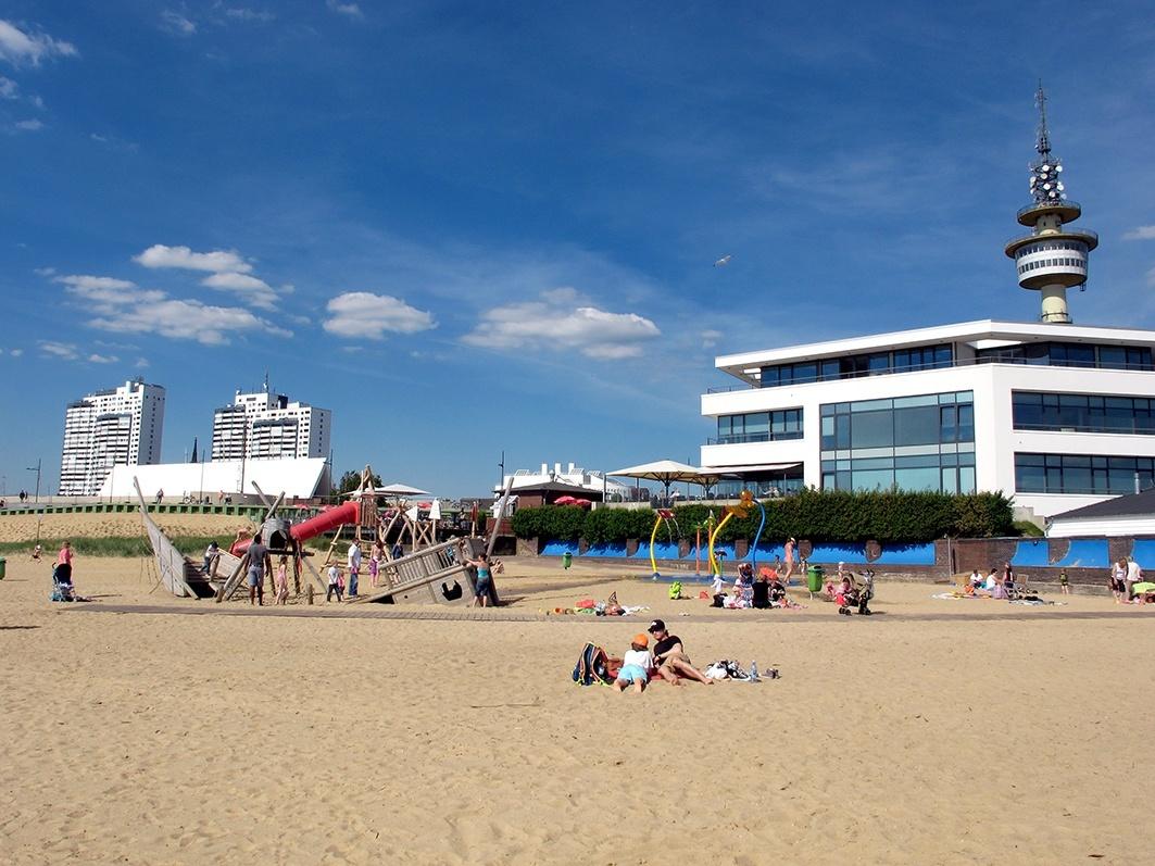 Dünen bremerhaven strand Ausflugsziele rund