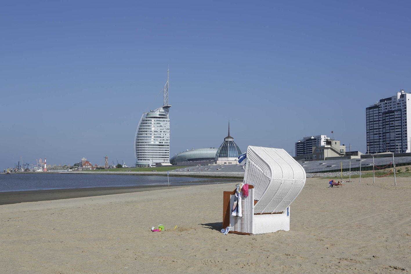 Weser-Strandbad – Bremerhaven.de