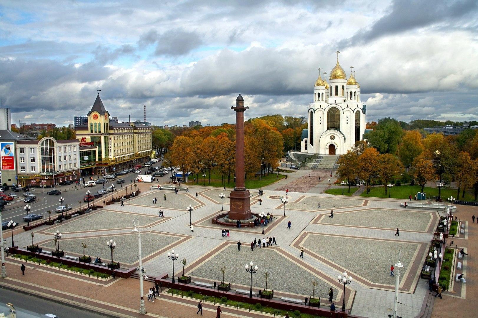 Soviet memorial dedicated to cosmonauts from kaliningrad - Twin City Kaliningrad