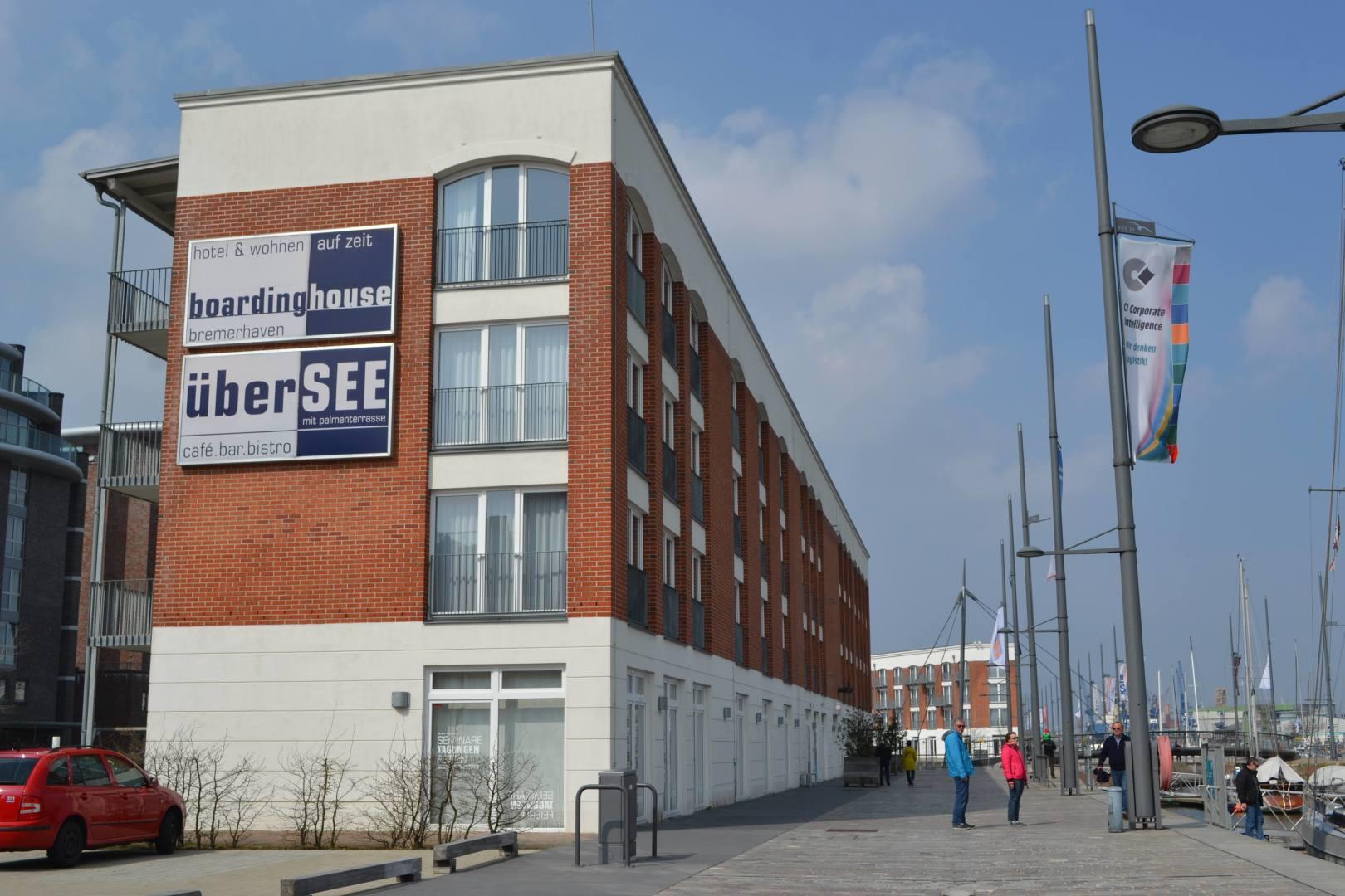 Lloyd Marina & Boardinghouse – Bremerhaven.de