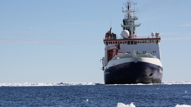 "Expeditionsschiff ""Polarstern"""