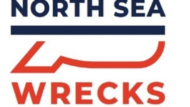 Logo Exhibition North Sea Wrecks
